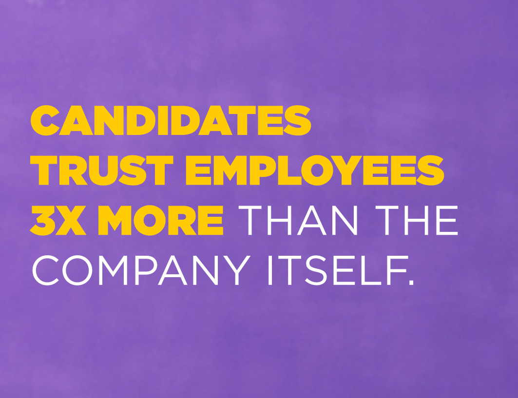 Candidates Trust Employees - Cielo
