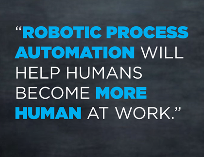 Robotic Process Automation Cielo Talent Human Resources