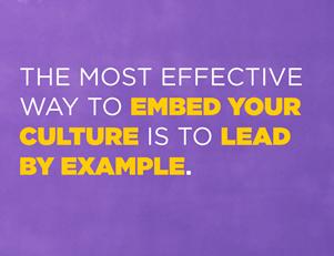 Cielo Culture Leadership