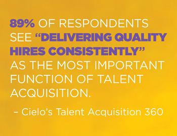 Quality Hires Talent Acquisition 360 Cielo