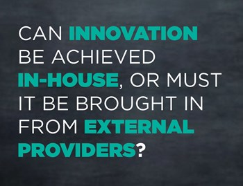 Innovation Internal or External