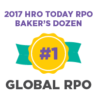 Cielo Returns to #1 Placement on Baker's Dozen List of Global RPO Providers