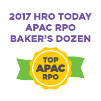 Cielo Affirms Regional Expertise with Placement on Baker's Dozen List of APAC RPO Providers