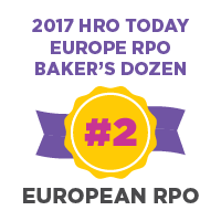 Cielo Continues Industry Dominance with Top Placement on Baker's Dozen List of European RPO Providers