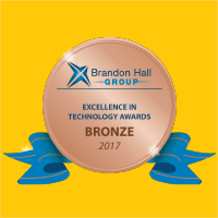 Cielo Awarded Bronze in 2017 Brandon Hall Group Excellence Awards in Technology