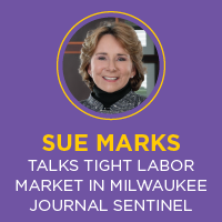 Milwaukee Journal Sentinel: Cielo CEO Sue Marks Shares Talent Strategies for Tight Labor Market