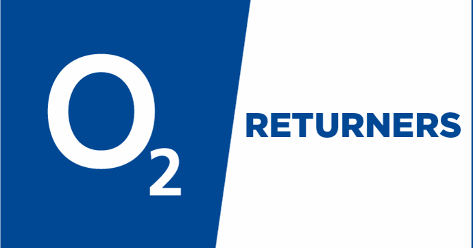 O2 Career Returners Programme