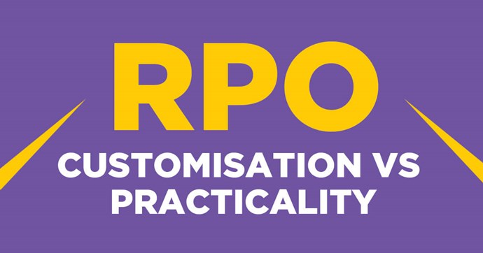 RPO: Making sure your partnership is customised yet practical