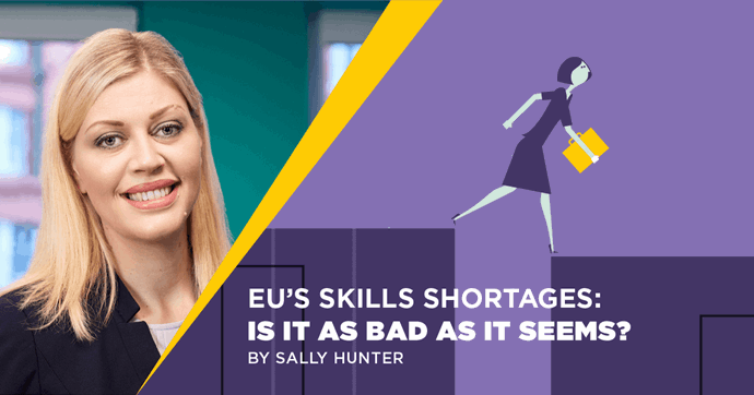 EU Skills Shortage: Is It As Bad As It Seems?