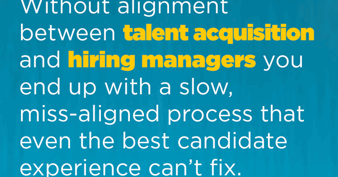 Making Hiring Managers Your Raving Fans
