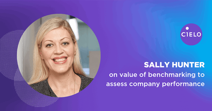 Cielo EVP Shares Benchmarking Expertise with TALiNT International