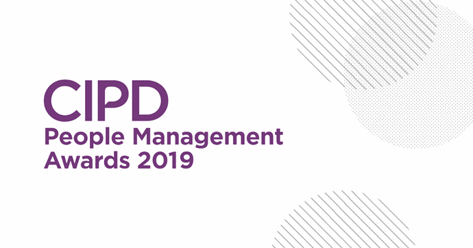 Cielo Shortlisted for CIPD People Management Awards 2019 for Diversity and Inclusion Work with O2