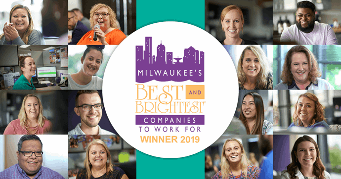 Cielo Named One of Milwaukee's Best and Brightest Companies to Work For