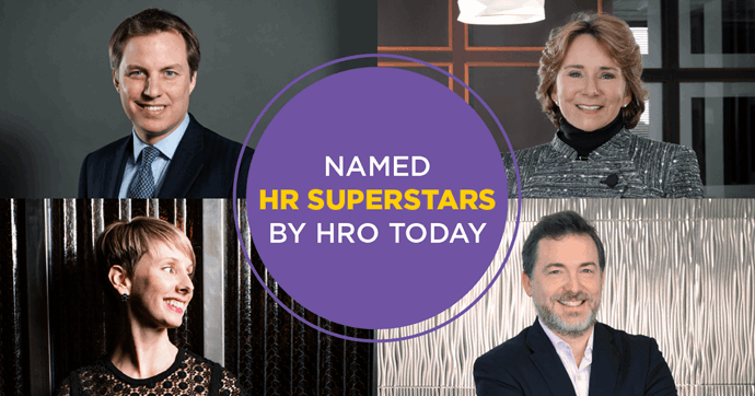 HRO Today HR Superstars List Includes 4 Cielo Leaders