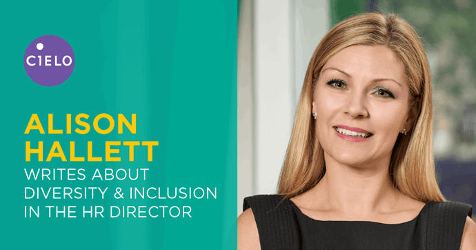 Cielo Expert Writes About Diversity and Inclusion for The HR Director