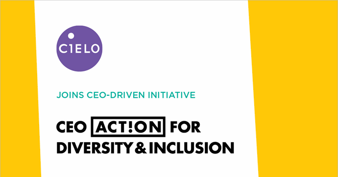 Cielo is First RPO Provider to Join Commitment to Advance Diversity and Inclusion in the Workplace
