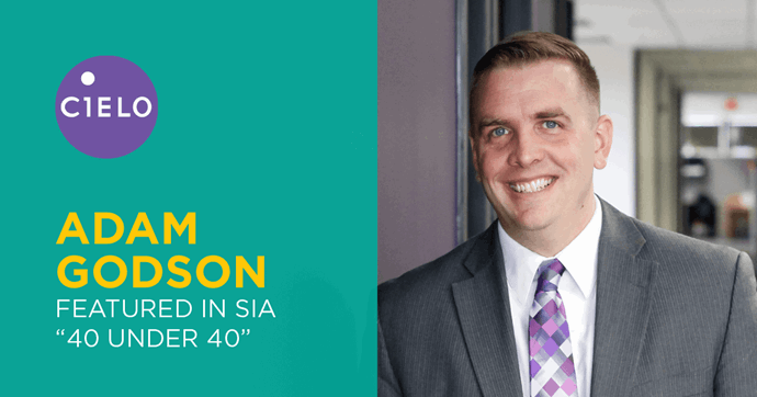 Cielo's Adam Godson Named to Staffing Industry Analysts' 40 Under 40 List