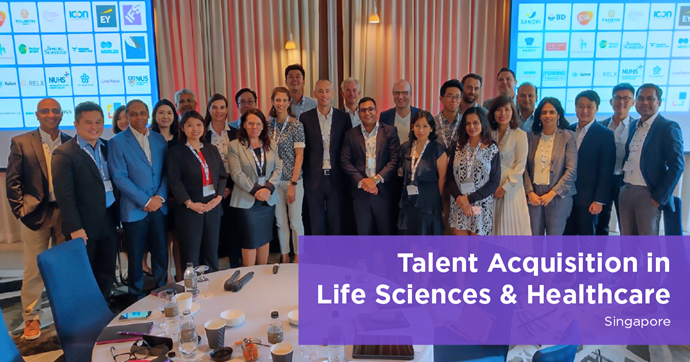 Talent Acquisition in APAC Life Sciences and Healthcare Think Tank