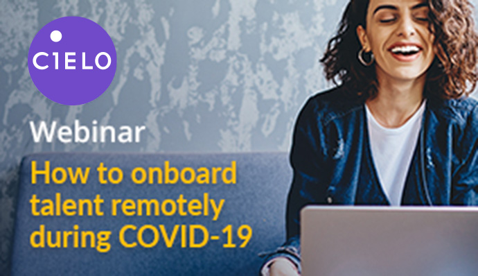 Webinar: How To Onboard Talent Remotely During COVID-19