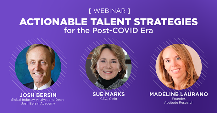 Actionable Talent Strategies for the Post-COVID Era