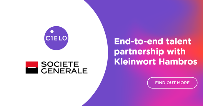 End-to-End Talent Partnership with Kleinwort Hambros